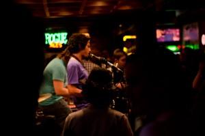 Aeromoças no Grito Rock 2012