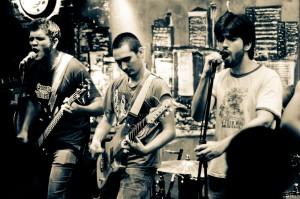 Black O'Hannas no palco do Grito Rock Poços de Caldas - Foto: Thaís Helena