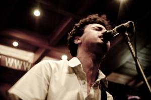 Gustavo Infante no #GritoRock2012 Poços de Caldas